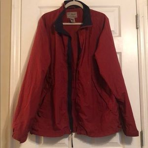 L.L. Bean Jackets & Coats - L.L. Bean Windbreaker
